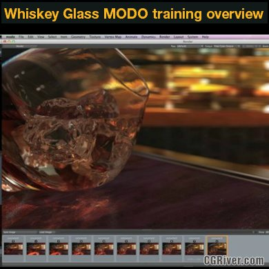 Whiskey Glass - A Complete Project by Ryan Drue