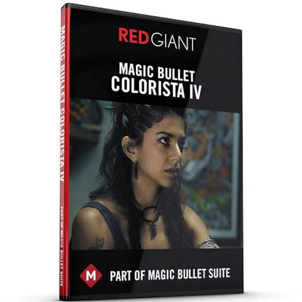Red Giant Magic Bullet Colorista IV