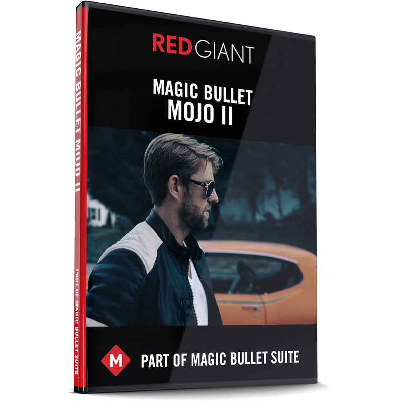 Red Giant Magic Bullet Mojo II