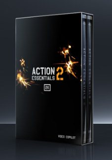 Action Essentials 2 - 2K Film Resolution