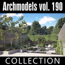 Archmodels vol. 190 (Evermotion 3D Models) - Architectural Visualizations
