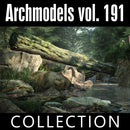 Archmodels vol. 191 (Evermotion 3D Models) - Architectural Visualizations