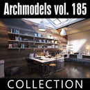 Archmodels vol. 185 (Evermotion 3D Models) - Architectural Visualizations