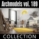 Archmodels vol. 189 (Evermotion 3D Models) - Architectural Visualizations