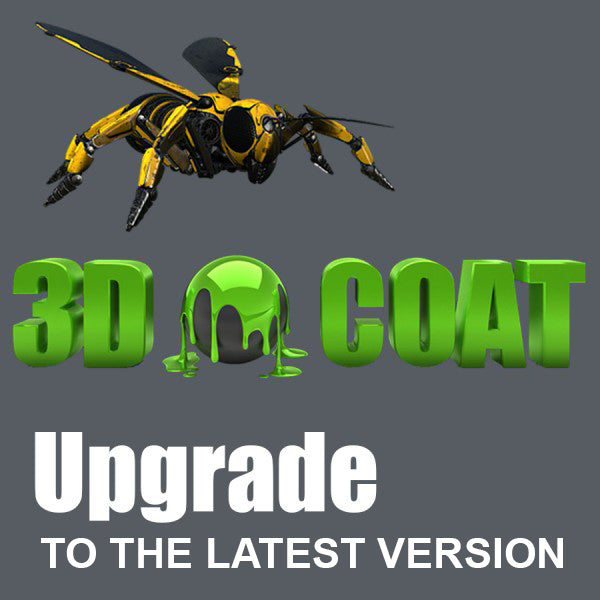 3D-Coat 4.9 - Upgrade to V4 from Older Version