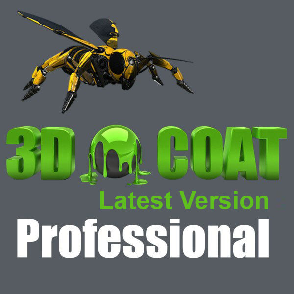 3D-Coat 4.9 - Full Professional