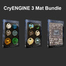 CryENGINE 3 Materials Bundle - Eat3D Video Tutorials