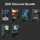 UDK Discount Bundle - Eat3D Video Tutorials