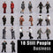 BUSINESS PEOPLE- 10 STILL MODELS (MeBuS0001)