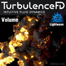 TurbulenceFD for LightWave 3D - Volume