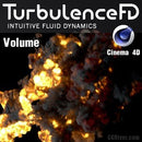 TurbulenceFD for Cinema 4D - Volume