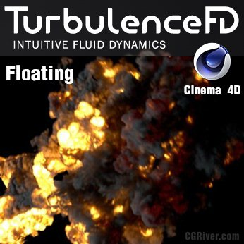 TurbulenceFD for Cinema 4D - Floating