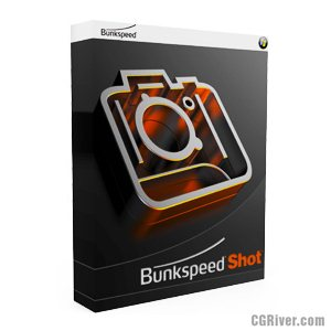 Bunkspeed Shot Node-Lock License