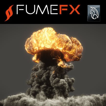 Sitni Sati FumeFX for Maya (Latest Version)