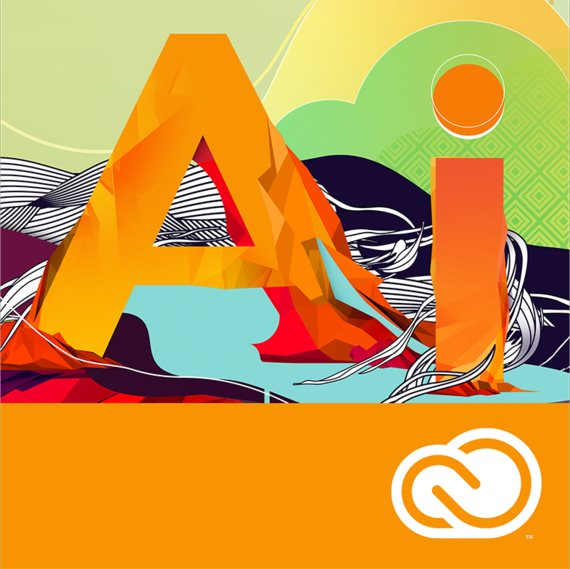 Adobe Illustrator CC for Teams - 12 Month Subscription Special
