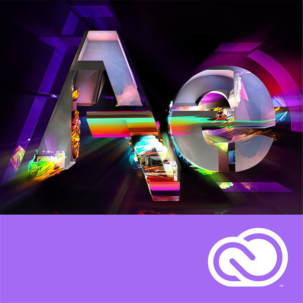 Adobe After Effects CC for Teams - 12 Month Subscription Special
