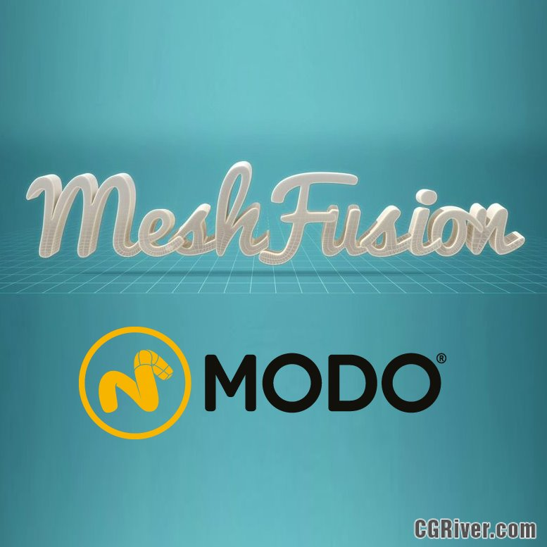 MeshFusion Plug-in for MODO - The Foundry