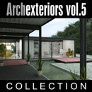 Archexteriors vol. 5 (Evermotion 3D Models) - Architectural Visualizations