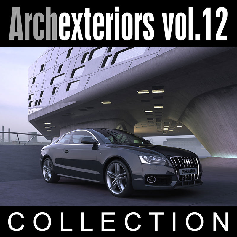 Archexteriors vol. 12 (Evermotion 3D Models) - Architectural Visualizations