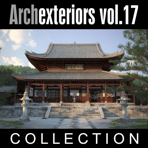 Archexteriors vol. 17 (Evermotion 3D Models) - Architectural Visualizations