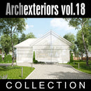 Archexteriors vol. 18 (Evermotion 3D Models) - Architectural Visualizations