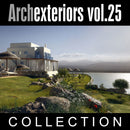 Archexteriors vol. 25 (Evermotion 3D Scene Sets) - Architectural Visualization Templates