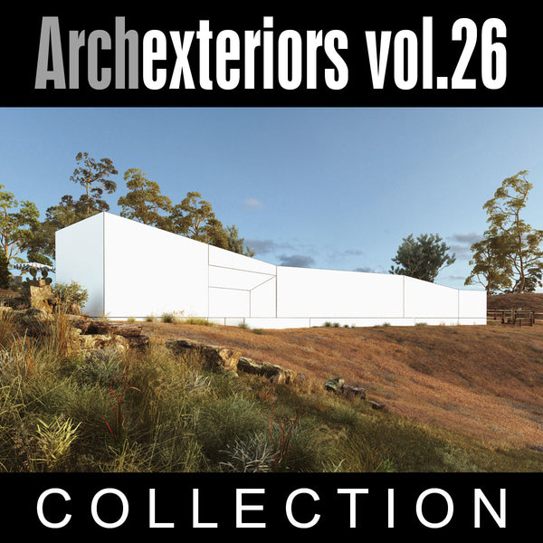 Archexteriors vol. 26 (Evermotion 3D Models) - Architectural Visualizations