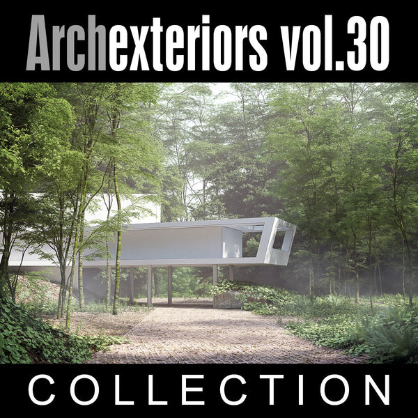 Archexteriors vol. 30 (Evermotion 3D Models) - Architectural Visualizations