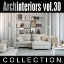 Archinteriors vol. 30 (Evermotion 3D Model Scene Set) - 10 Photoreal 3D Interior Scenes for 3ds Max with V-Ray