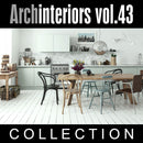 Archinteriors vol. 43 for Blender (Evermotion 3D Model Scene Set)(Evermotion 3D Models) - Architectural Visualizations