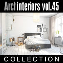 Archinteriors vol. 45 for C4D (Evermotion 3D Models) - Architectural Visualizations
