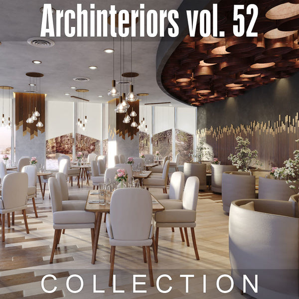 Archinteriors vol. 52 (Evermotion 3D Models) - Architectural Visualizations