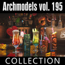 Archmodels vol. 195 (Evermotion 3D Models) - Architectural Visualizations