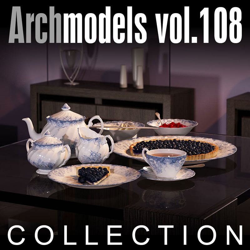Archmodels vol. 108 (Evermotion 3D Models) - Architectural Visualizations