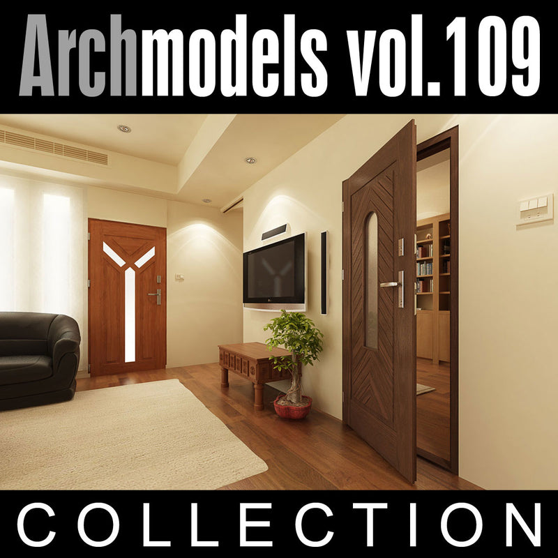 Archmodels vol. 109