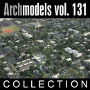 Archmodels vol. 131 (Evermotion 3D Models) - Cities, Buildings, Streets, Trees, Signs and More!