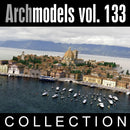 Archmodels vol. 133 (Evermotion 3D Models)