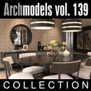 Archmodels vol. 139 (Evermotion 3D Models) - Modern Home Decorations