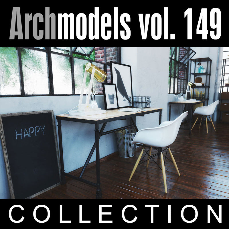 Archmodels vol. 149 (Evermotion 3D Models) - Architectural Visualizations