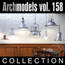 Archmodels vol. 158 (Evermotion 3D Models) - Architectural Visualizations