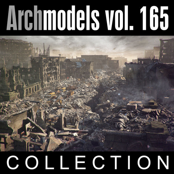 Archmodels vol. 165 (Evermotion 3D Models) - Architectural Visualizations