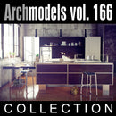 Archmodels vol. 166 (Evermotion 3D Models) - Architectural Visualizations