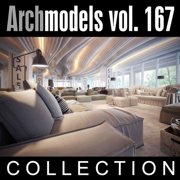 Archmodels vol. 167 (Evermotion 3D Models) - Architectural Visualizations