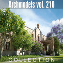 Archmodels vol. 210 (Evermotion 3D Models) - Architectural Visualizations