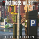 Archmodels vol. 211 (Evermotion 3D Models) - Architectural Visualizations