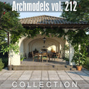 Archmodels vol. 212 (Evermotion 3D Models) - Architectural Visualizations