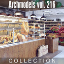 Archmodels vol. 216 (Evermotion 3D Models) - Architectural Visualizations