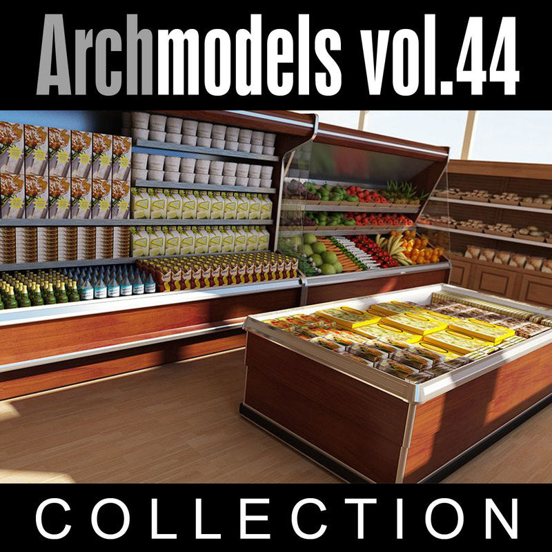 Archmodels vol. 44