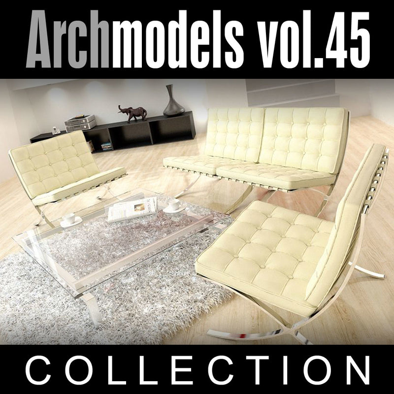 Archmodels vol. 45