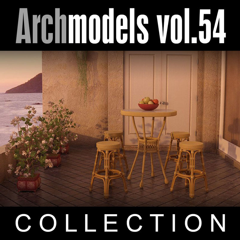 Archmodels vol. 54
